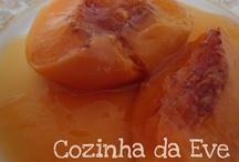 Comidas / Eat - Doces / Dulces / Sweet / by Priscila Matz