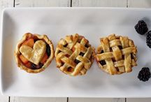 DESSERTS-Pies and Tarts / by Kathleen O'Connor