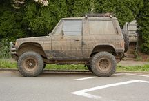 Off Road - Mud, mud and mud