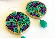 Quilling Jewellery!!!! / Hiiii friends...here u can find stylish quilling jewellery..If u accept my invitation u have to pin in my boards otherwise you will be removed from my board...n one other thing this board is only for quilling jewellery..