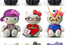 Hello Kitty  / Hello Kitty / by Nicholle Rodriguez-McCarty