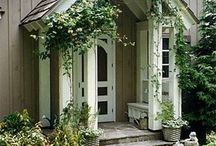 Exterior / by Heather Thomann