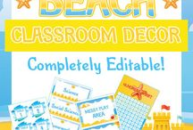 Classroom - Beach
