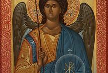 ikoner änglar