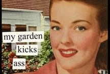 Garden humor & wisdom / by Diane V.