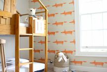 Buggy's bedroom