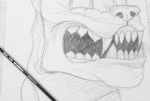 My own drawings