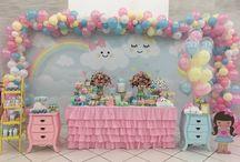 fiestas decoración