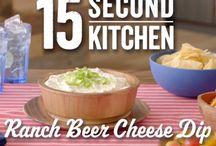 Beer cheese dip