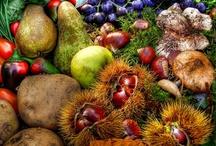 Colori & Sapori di stagione / #Frutta & #Verdura di stagione: sana, genuina e colorata!