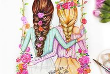Prietenie și fete