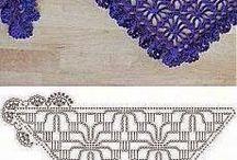 huivit/ shawl