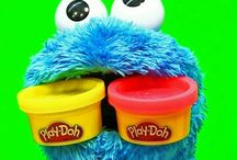Play Doh & Other Stuff to Touch / National play doh day Recipes