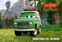 Planes 2 Fire and rescue Party / Aviones 2