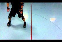Roller Derby Training