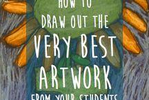 Umění, učení,tvoření, přemýšlení,