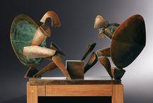 Ancient mythology / Sculptures that illustrate ancient mythology