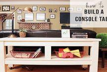 DIY / A little home improvement never hurt anyone / by Kory Robinson