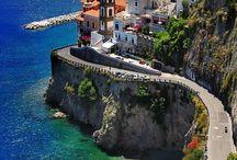 Amalfi si Sicilia