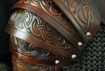 Dave leatherwork