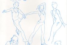 Sketch poses