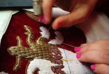 Золотное шитье