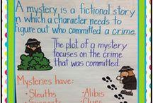 grade 3 mystery