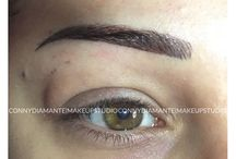 My Works -  Micropigmentation / Eyebrow Micropigmentation