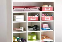 Craft Storage/Organization / by Jackie J-D