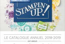 Stampin Up cat annuel 2018/2019