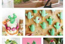 Cactus party ideas