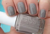Dreamer's Nails / If you must know I am obsessed with Essie.  / by Gabrielle Pentalow