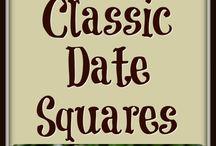 Date Squares