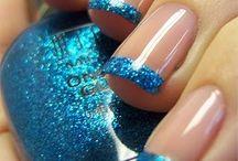 Glamour nas mãos ;) / Nailart#unhasdecoradas#beleza#mulher#glamour / by Elâyne Monique Cypriano