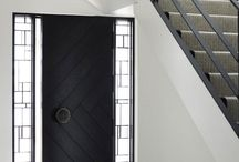 Entrance / A curated collection of entrances and doors of beautifully designed homes.