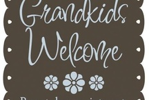 grandkids / by Terry Wardle