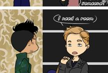 Malec / Shadowhunters