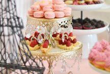Oh La La Paris ♡ Sweet Tables / Paris themed parties
