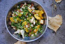 Soupes, salades et bols