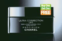 CHANEL Ultra Correction Lift Total Eye Lift (15g/0.5oz) 2 pieces #CHANEL