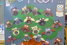 Bulletin Boards / Just some fun and cute boards I've come across! / by KinderLit