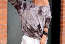 Blouses with long sleeves / Bluzki z długim rękawem