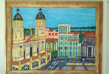 Yordi's Paintings / Yordi's water paintings.