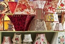 ☆ Lampshades / Lampenkappen
