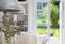 Dining Rooms / Scandinavian, Natural, rustic, Hip, organic dining rooms.