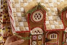 Gingerbread house party ideas / by Tarah Statham