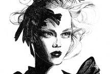 My illustrations / Some of my works. Enjoy ;]