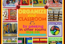 Classroom Ideas / by Vernell Williams