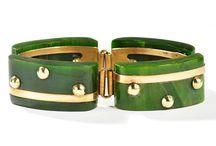Art Deco Bracelets / Classic bracelets from the Art Deco era!