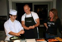 Men in the Kitchen / We offer great courses for those adventurous chefs! http://www.foodworkscookeryschool.co.uk/courses/?ee=95